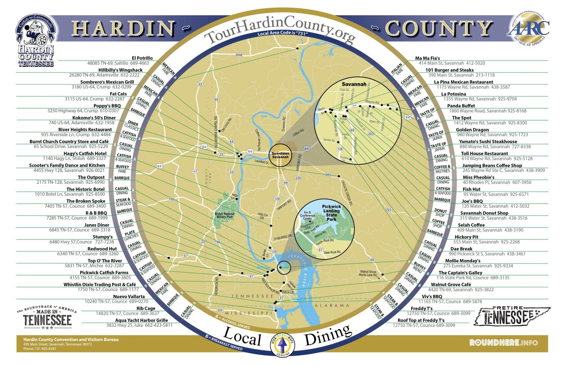 Hardin County RoundHere