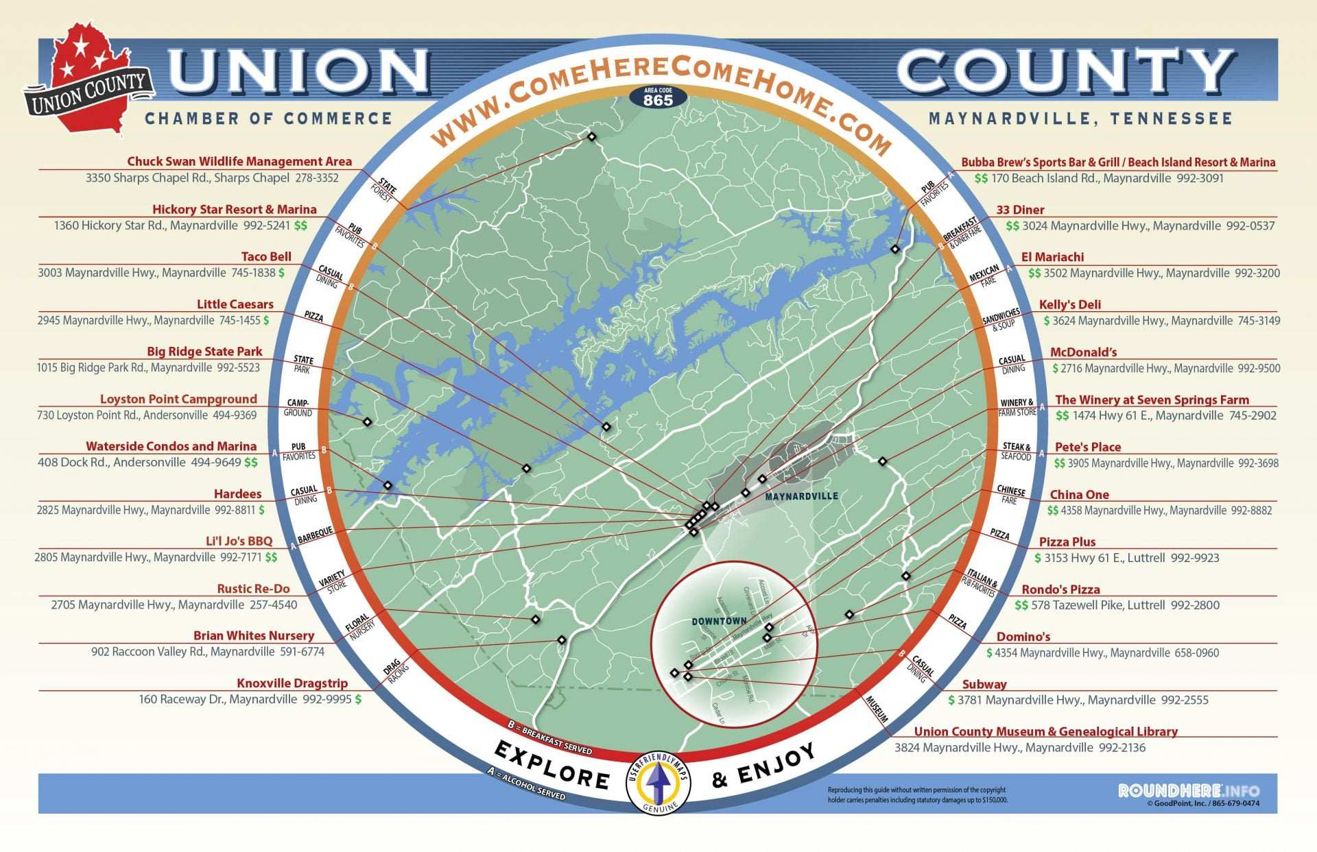 Union County RoundHere